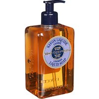 L'Occitane Shea Butter Liquid Soap, Lavender