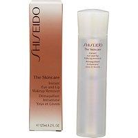 Shiseido The Skincare Eye and Lip Makeup Remover, 125ml
