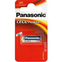 Panasonic LR1 Alkaline Battery