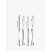 Robert Welch RW2 Satin Steak Knives, 4 Piece