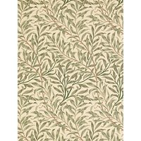 Morris & Co. Willow Boughs, Green, DGWIWB101