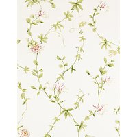 Sanderson Wallpaper, Passion Flower