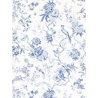 Sanderson Wallpaper, Pillemont DPEMPI101, China Blue