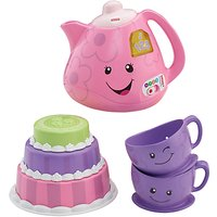 Fisher-Price Say Please Tea Set