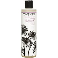 Cowshed Knackered Cow Relaxing Bath & Shower Gel, 300ml