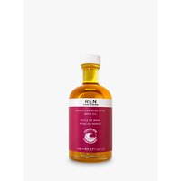 REN Moroccan Rose Otto Bath Oil, 100ml