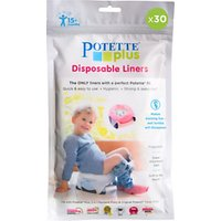 Potette Plus Travel Potty Liners, Pack of 30