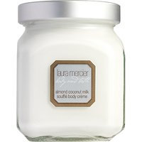 Laura Mercier Almond Coconut Milk Souffl © Body Cr ¨me, 300g at John Lewis Department Store