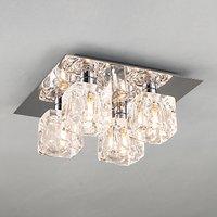 John Lewis Cuboid Ceiling Light