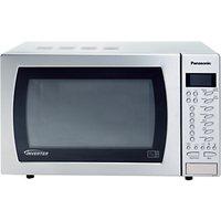 Panasonic NN-ST479SBPQ Sensor Microwave Oven, Stainless Steel
