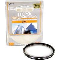Hoya UV Lens Filter, 58mm