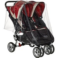 Baby Jogger Double Raincover for City Mini