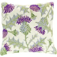 Cleopatras Needle Thistle Pillow Tapestry Kit