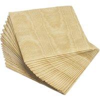 Caspari Paper Cocktail Napkins, Pack of 20, 25 x 25cm