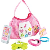Fisher-Price Sis Smart Stages Purse