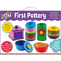 Galt First Pottery