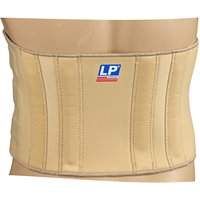 LP Support Back Support with Stays, Neutral, One Size