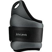 John Lewis Wrist Weights, 2x 1kg