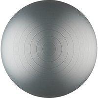 John Lewis Balance Ball, Grey, 65cm
