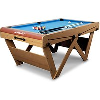 BCE Riley 6ft Deluxe Pool and Table Tennis Table