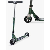 Micro Rocket Scooter, Adult, Green