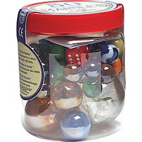 House of Marbles Tub of Marbles