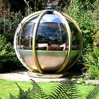 Farmers Cottage Rotating Sphere Seater
