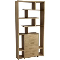 John Lewis Henry 4 Drawer Bookcase