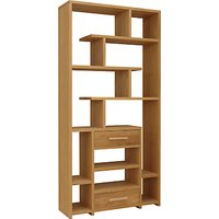 John Lewis Henry 2 Drawer Bookcase