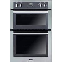 Stoves SEB900MFS Double Electric Oven, Stainless Steel