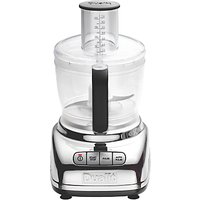Dualit XL1500 Food Processor, Polished Chrome