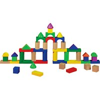John Lewis Building Blocks, 100 Pieces
