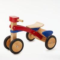 John Lewis & Partners Wooden Trike