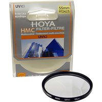 Hoya UV Lens Filter, 55mm