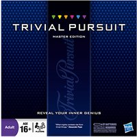 Trivial Pursuit Master Game
