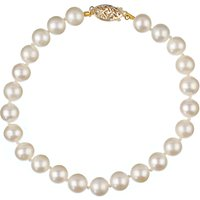 shop for A B Davis Freshwater Pearl Bracelet at Shopo