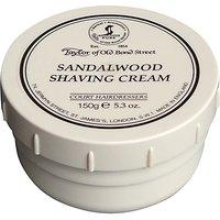 Taylor of Old Bond Street Shave Cream, 150g