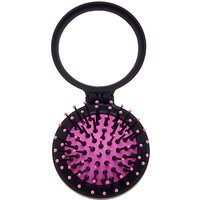 Denman Hairbrush Compact, Black