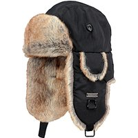 Barts Kamikaze Bomber Hat, One Size, Black