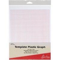 Sew Easy Plastic Graph Template
