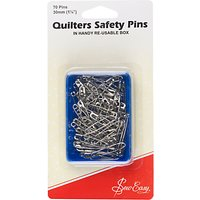 Sew Easy Quilters Safety Pins