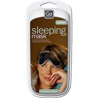 Go Travel The Nightshade Sleep Eye Mask, Black