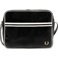 Fred Perry Shoulder Bag, Black