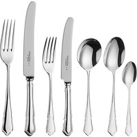 Arthur Price Dubarry Silver Plated Place Setting, 7 Piece