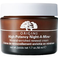 "Origins Night-A-Minsâ"" Crease Release Moisturiser, 50ml"
