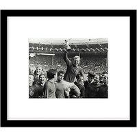 Getty Images Gallery World Cup Victory Framed Print, 50 x 57cm