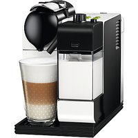 Nespresso EN520 Lattissima + Coffee Machine by DeLonghi