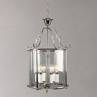 Bloomsbury Ceiling Light, Chrome, 15