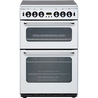 New World 550TSIDOM Gas Cooker, White