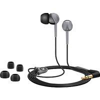 Sennheiser CX160 In-Ear Headphones, Black